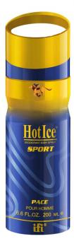 Дезодорант SPORT PACE HOT ICE