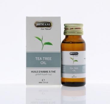 Масло Чайного дерева HEMANI 30 мл