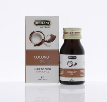Масло кокосовое HEMANI 30 мл