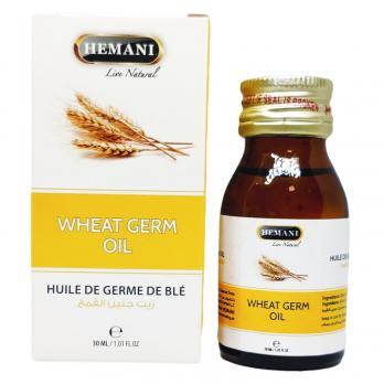 Масло зародышей пшеницы HEMANI 30 мл